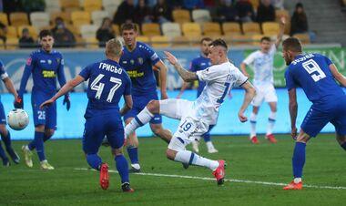 В условиях ротации. Динамо обыграло Львов перед матчем с Барселоной