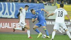 КОВАЛЕЦЬ: «Ми повинні були вигравати матч з Боснією і Герцеговиною»