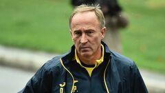 ГРОЗНИЙ: «Є агенти, які хочуть іншого тренера замість Петракова»