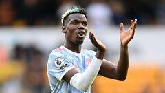 Манчестер Юнайтед пытается удержать Погба более высокой зарплатой