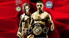 Чемпіон WBA Артем Далакян захищатиме свій титул в Києві
