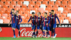 Барселона – Валенсия. Прогноз на матч чемпионата Испании