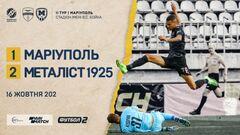 Мариуполь - Металлист 1925 - 1:2. Топ-гол Марлисона. Обзор матча УПЛ
