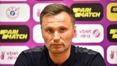 Остап МАРКЕВИЧ: «После каждого матча спрашивают - что случилось?»