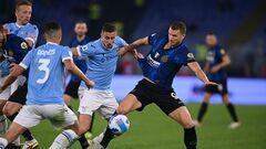 Рим сильнее Милана. Лацио одержал волевую победу в матче с Интером