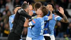 ВИДЕО. Кто прав? Большой скандал в матче Лацио – Интер