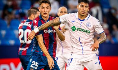 Реал Сосьєдад вирвав перемогу в матчі з Мальоркою