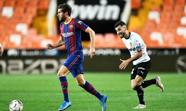 Де дивитися онлайн матч чемпіонату Іспанії Барселона - Валенсія