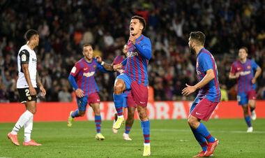 Барселона – Валенсия – 3:1. Видео голов и обзор матча