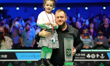 Марк Аллен выиграл Northern Ireland Open