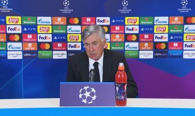 Пресс-конференция Анчелотти перед игрой Шахтер – Реал. Смотреть онлайн LIVE