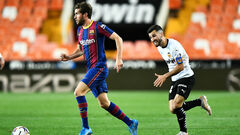 Где смотреть онлайн матч чемпионата Испании Барселона – Валенсия