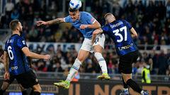 Лацио — Интер — 3:1. Видео голов и обзор матча