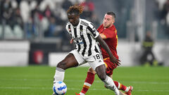 Ювентус – Рома – 1:0. Видео гола и обзор матча