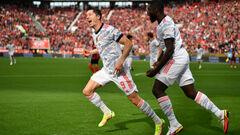 Байер – Бавария – 1:5. Видео голов и обзор матча
