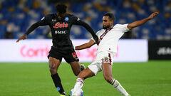 Наполи — Торино — 1:0. Видео гола и обзор матча