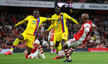 Арсенал – Кристал Пэлас – 2:2. Видео голов и обзор матча