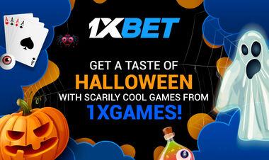 Лучшие мистические игры 1xGames в преддверии Хэллоуина