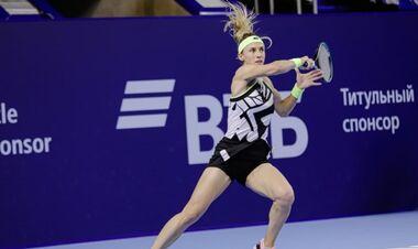 Определилась следующая соперница Цуренко на Кубке Кремля