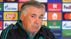 Карло АНЧЕЛОТТІ: «Знаю Де Дзербі дуже добре. У нас різний стиль футболу»