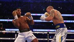 Промоутер Джошуа: «Энтони пытался боксировать с лучшим бойцом P4P в мире»