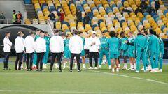 Олег МАТВЕЕВ: «Реал уже не так грозен, как раньше»