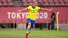 Бенфика нацелилась на бразильского полузащитника Реала