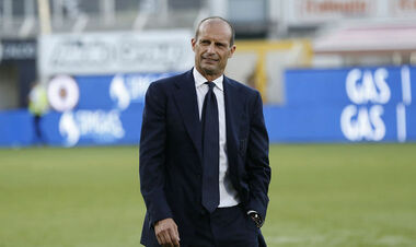 Массіміліано АЛЛЕГРІ: «Зеніт грає в європейський футбол»