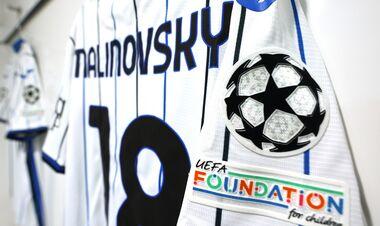 Манчестер Юнайтед – Аталанта. Малиновский остался в запасе