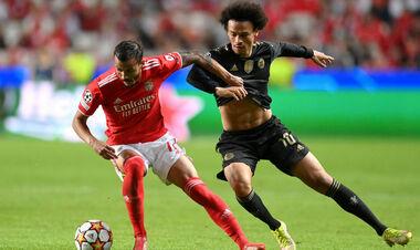 Бенфика — Бавария — 0:4. Видео голов и обзор матча