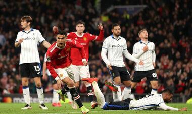 Манчестер Юнайтед — Аталанта — 3:2. Видео голов и обзор матча