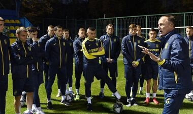 Плюс 1 позиция для сборной Украины. ФИФА опубликовала рейтинг команд