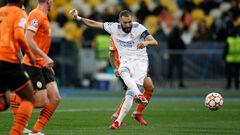 ФОТО. УЕФА назвал лучшего игрока матча Шахтера с Реалом