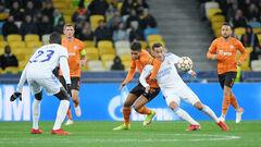 Иван ГЕЦКО: «Без Степаненко некому было забирать мячи»