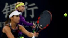 Надежда Киченок пробилась в полуфинал турнира в Москве
