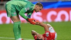 Один из худших. Яремчук получил низкую оценку за матч с Баварией
