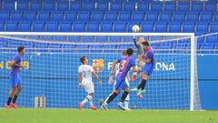 Барселона U-19 - Динамо U-19 - 0:0. Юні кияни стримали суперника. Огляд