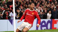Криштиану РОНАЛДУ: «Манчестер Юнайтед никогда не сдается»