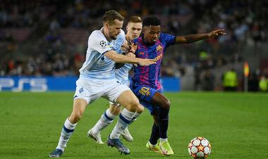 Виктор ЛЕОНЕНКО: «Барселона —Динамо? За 28 лет ничего не произошло»