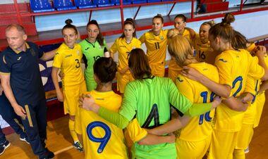 Україна з перемоги почала основний раунд кваліфікації Євро-2022 з футзалу