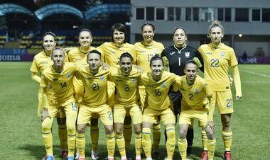 На фоне аутсайдера. Женская сборная Украины разгромила Фарерские острова