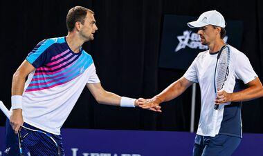 Молчанов не смог выйти в парный финал турнира ATP в Бельгии