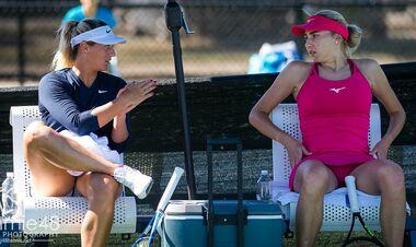 Костюк и Киченок – в парном финале турнира WTA на Тенерифе