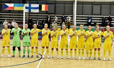 Впереди – главная битва. Женская сборная Украины разбила Бельгию