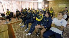 Женская сборная Украины 21 октября начинает отбор на ЧМ-2023