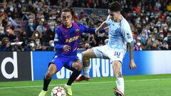 Александр ПРИЗЕТКО: «У Динамо была боязнь перед Барселоной»