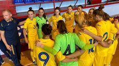 Украина с победы начала основной раунд квалификации Евро-2022 по футзалу