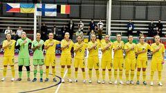 Украина – Бельгия – 7:0. Текстовая трансляция матча