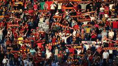 ВИДЕО. Фанаты Ромы выдвинули ультиматум игрокам после позорного поражения
