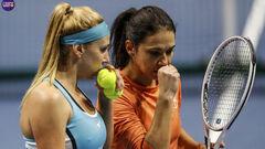 Надежда Киченок вышла в парный финал на Кубке Кремля